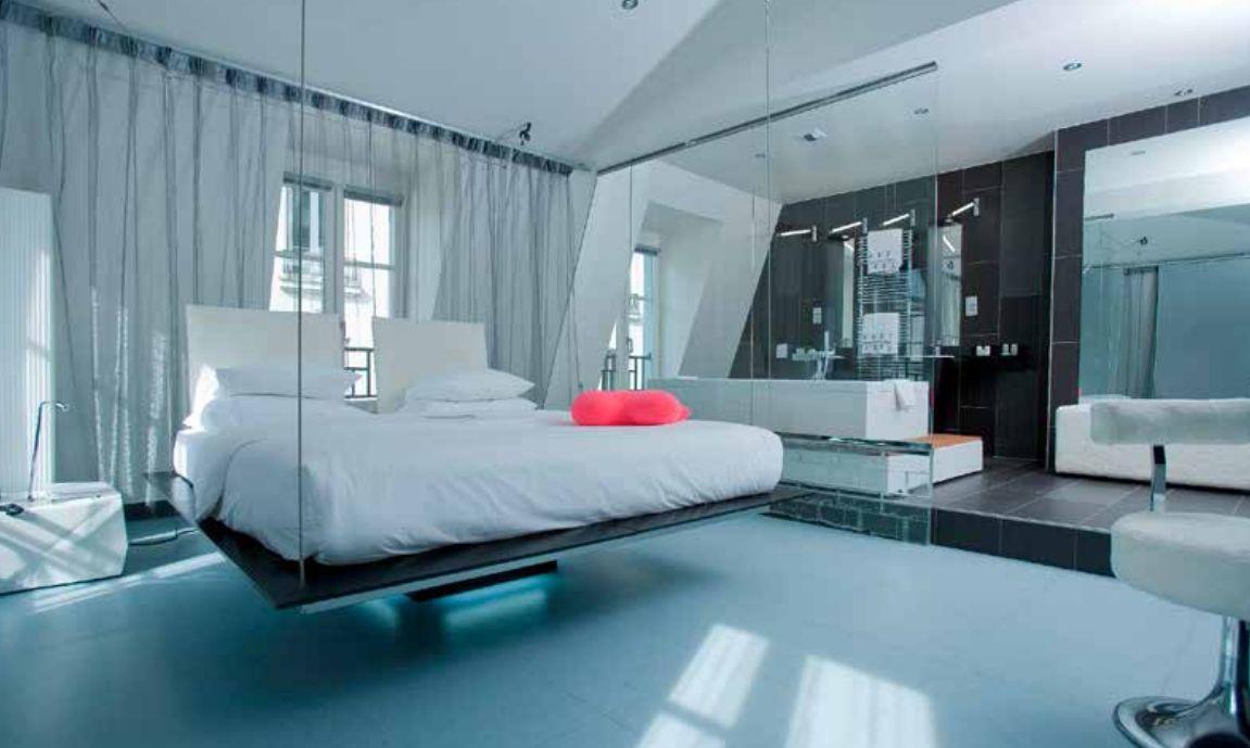 Conception et Décoration des hôtels